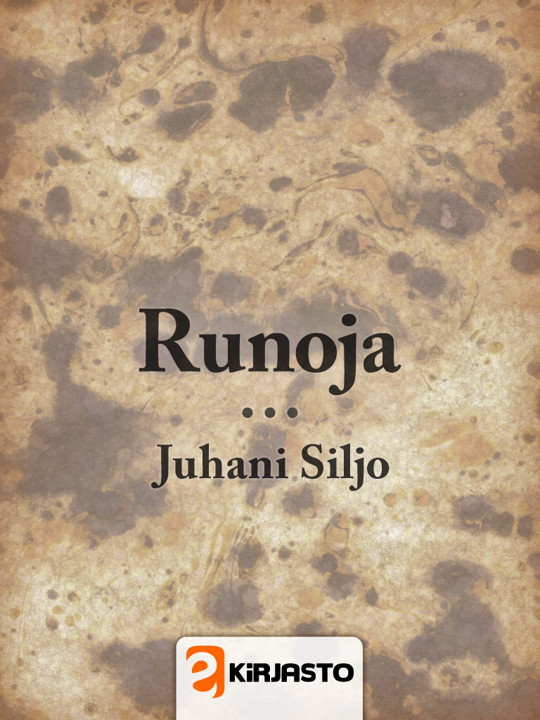 Runoja / Juhani Siljo