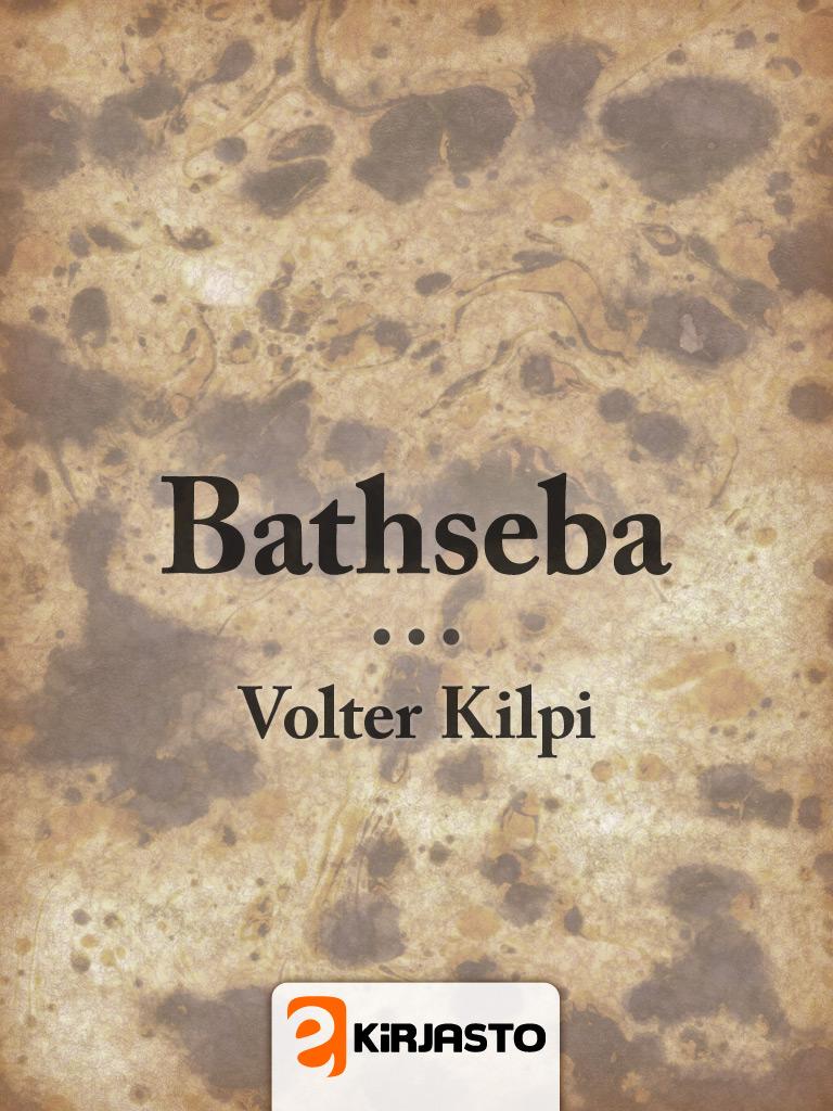 Bathseba, Daavidin puheluja itsensä kanssa