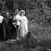 Korpelaisessa 1958