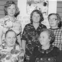 Lähetysmyyjäisten työryhmä 1977