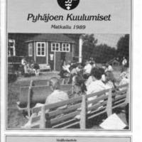 Pyhäjoen Kuulumiset : Matkailu 1989