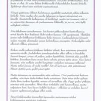Muisto kirkkomatkasta<br />