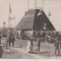 Maatalousnäyttely Tampereella 1922