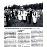Vpl. Pyhäjärvi-juhlat Karjalassa