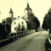 Piippolan raittia 1930-40 luvulla