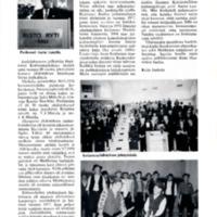 Huittisten Kotiseutuyhdistys 60-vuotias