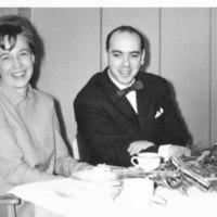 Kunnanlääkäri Dave Weintraubin läksiäiset 1967