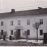 Nummen sivukirjasto n. 1960-luvulla, Turun kaupunginkirjasto