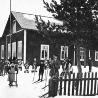 Viikkalan kansakoulu