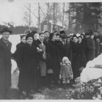 Hilma Heimanin hautajaiset