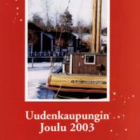 Uudenkaupungin joulu 2003.pdf