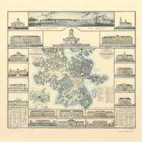 Plan af Helsingfors 1841 = Plan Helsingforsa 1841 goda