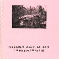 Tissarin alue ja sen lähiympäristö
