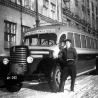 Pentti Nyström ja Sisu