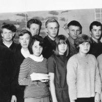 Matematiikkakilpailuun osallistuneita 1965