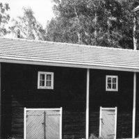 Pappilan aittarakennus 1965