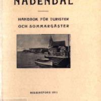 Nådendal : Handbok för turister och sommargäster jämte en kort beskrivning af Åbo