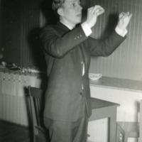 Kuoronjohtaja Väinö Hynninen