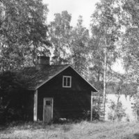Pappilan sauna 1965