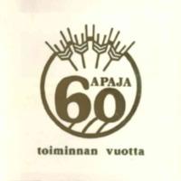 Osuuskauppa Apaja 1917-1977 : sekä katsaus vuoden 1976 toimintaan