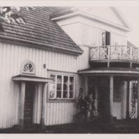 Rakennus Vehmaan Rautilan kylässä