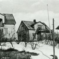 Perttilän rakennukset Naarkoskella