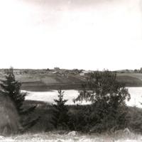Näkymä Holmanmäeltä