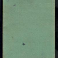 Päiväkirjaa elokuu 1944 <br /> Seitsemän miehen saappaat. Osa käsikirjoituksesta elokuu 1944<br /> Kirje. Elokuu 1944