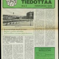 Raisio tiedottaa 1978, no 2.