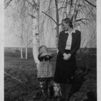 Anna-Liisa Rentola ja Anna Jaakkola