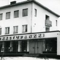 Orimattilan Säästäpankki 1960-luvulla