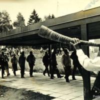 Yrjö Tinkala ja metsänhoitajat