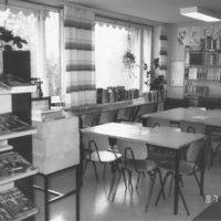 Kirkonsalmi 1987. Lukusali