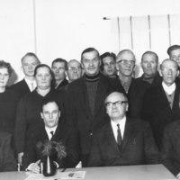 Keiteleen kirkkovaltuusto 1965