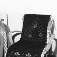 Pappilan palvelijan huoneen tuoli 1965