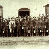 Kaivosmiehiä Amerikassa