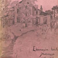 Ehnroosin koulun toiminta 1869-1919