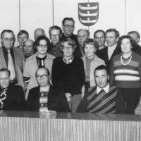 Keiteleen kunnanvaltuusto 1976