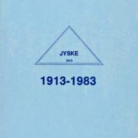 Urheiluseura Soukkion Jyske Ry. 70 vuotta 8.7.1983