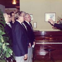 Väinö Hynnisen 50-vuotisjuhlat