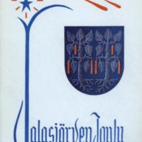 Jalasjärven joulu 1968