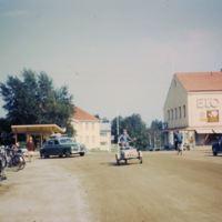 Osulan risteys 1962