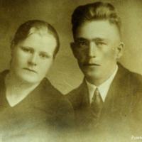 Oskari ja Eeva Haanpää