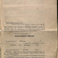 Kanteleen Osuusmeijerin säännöt ja otteita pöytäkirjoista