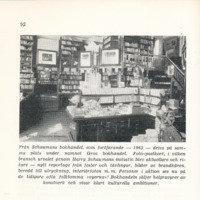 Harry Schauman's Bokhandel