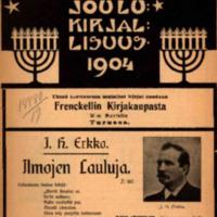 Otavan joulukirjallisuus 1904
