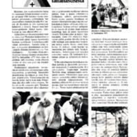 Parhaat tähänastisista: Evankeliemijuhla 86 Huittisissa