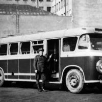 Pukkilan Liikenteen ensimmäinen Scania-Vabis