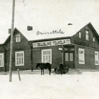 Osuusliike Toukola 1920-luvulla