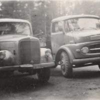 Pentti Lehtisen autot